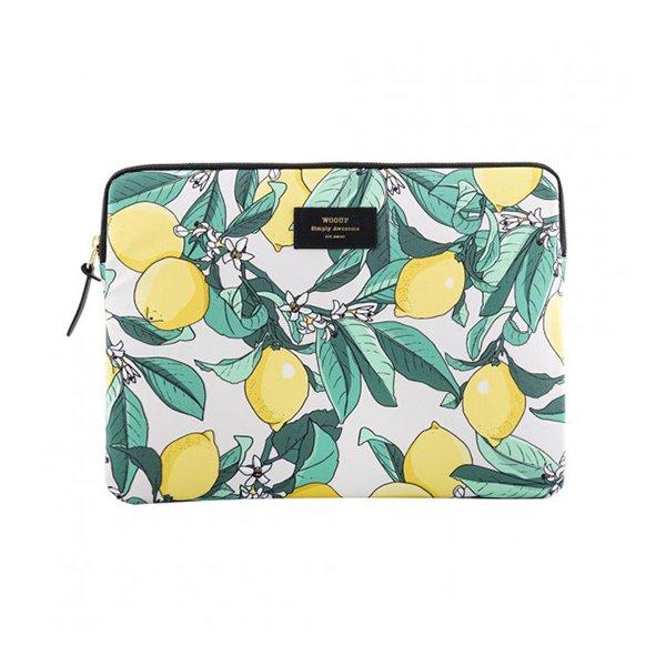 "Pouzdro na notebook 13"" - Lemon"