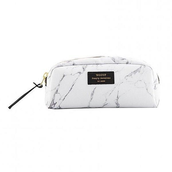 Kosmetická taštička White marble