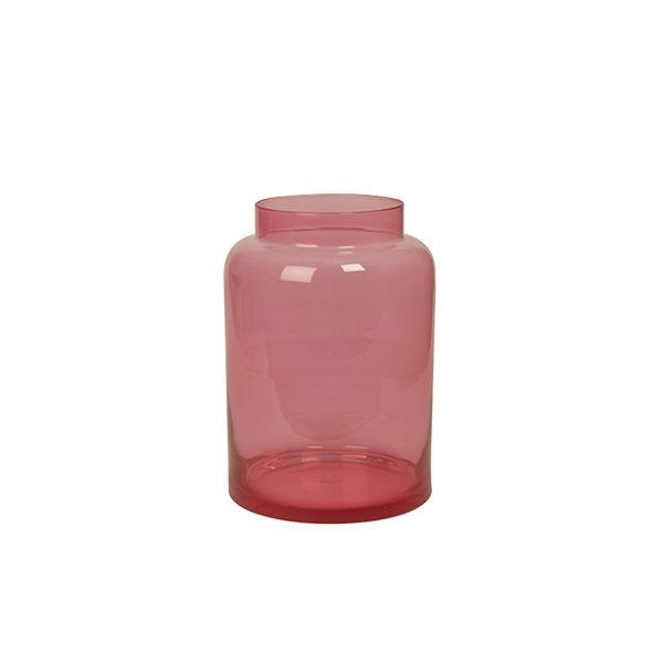 Váza Pure L - růžová