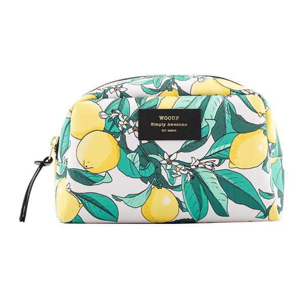 Velká kosmetická taštička – Lemon