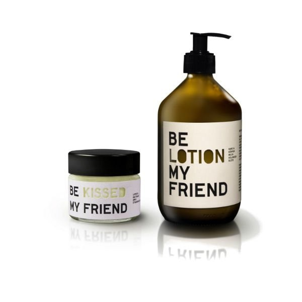 Kosmetická sada – Be lotion & kissed my friend