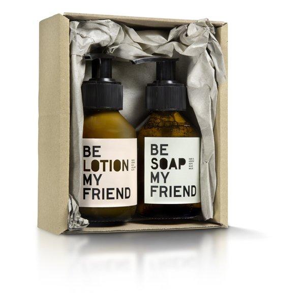 Kosmetická sada – Be soap & lotion my friend