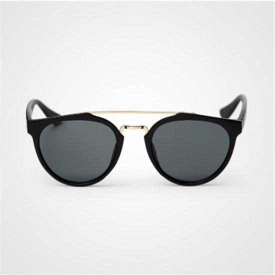 Sluneční brýle COPENHAGEN - černé