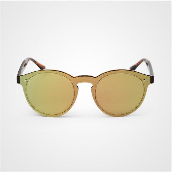 Sluneční brýle MCFLY - hnědá želvovina