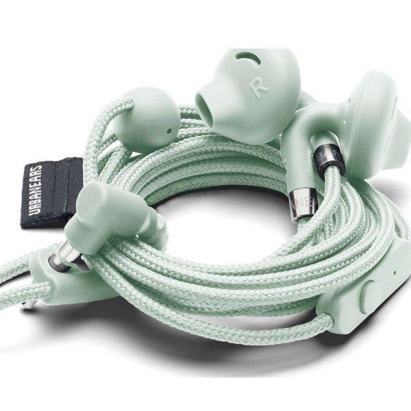 Sluchátka URBANEARS SUMPAN - světle zelené
