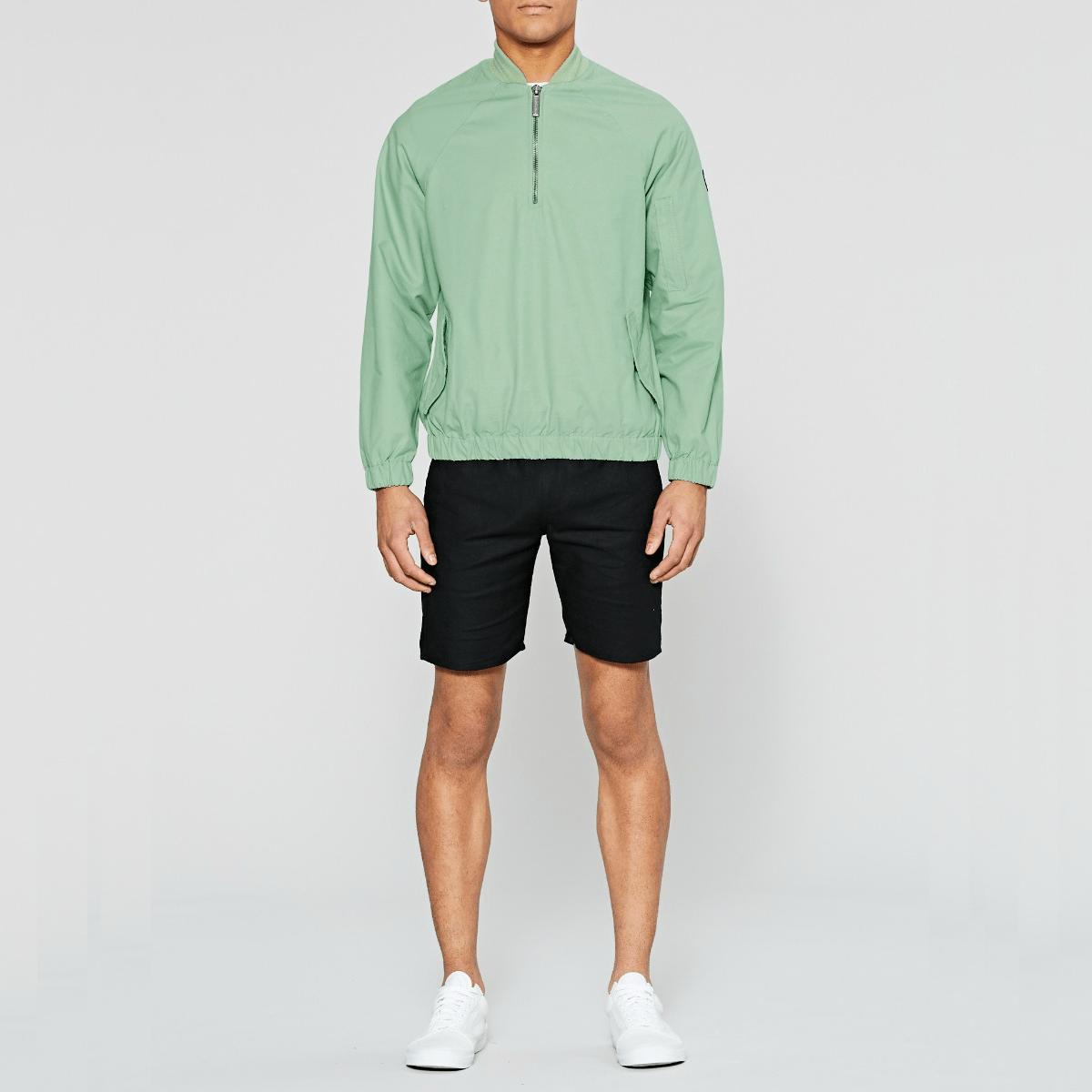 Zelená bunda – Coverack – M