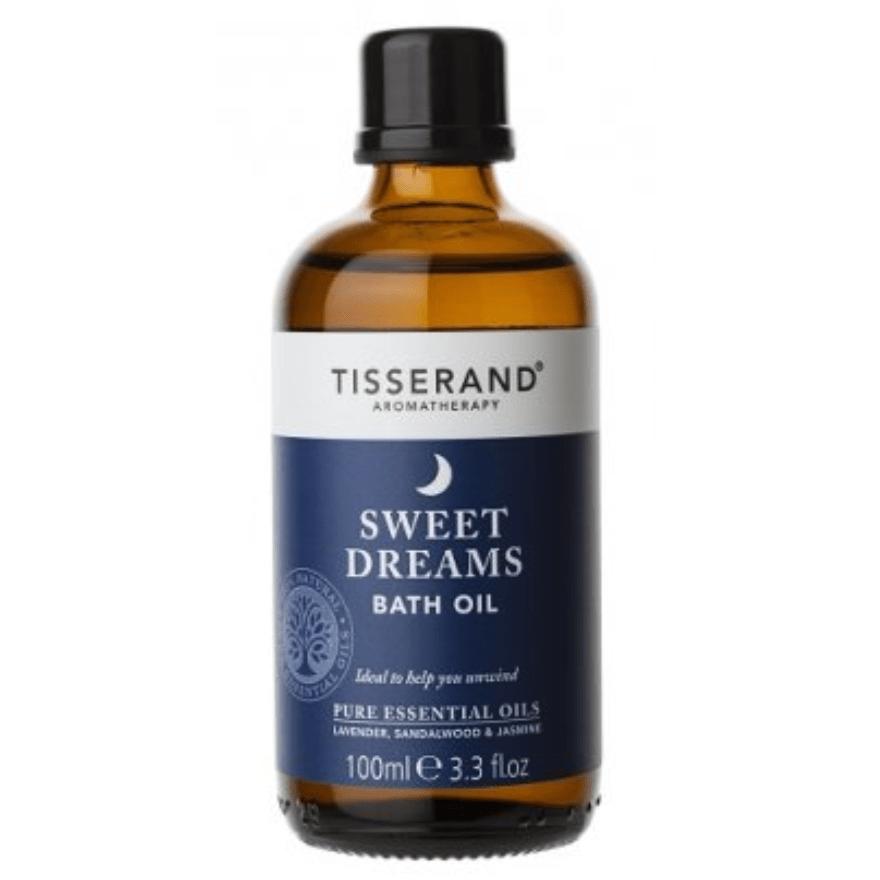 Luxusní koupelový olej s levandulí a jasmínem pro klidný spánek Tisserand