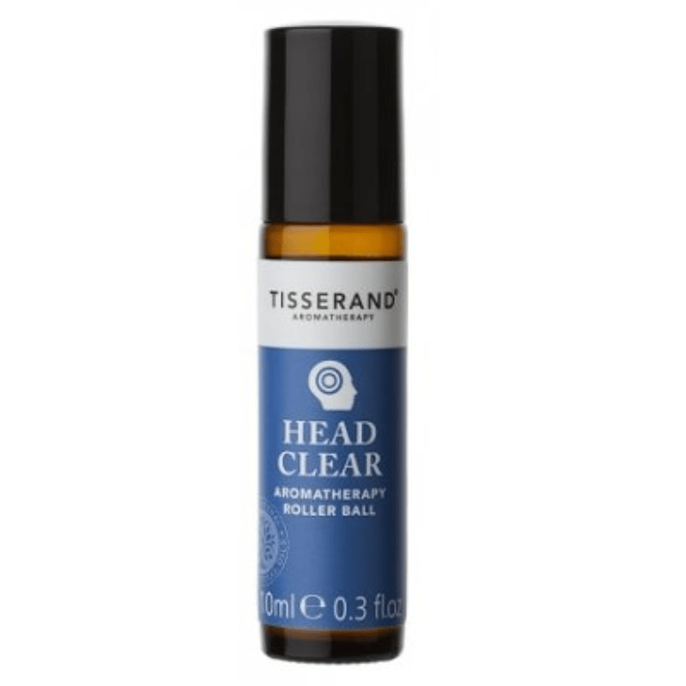 Osvěžující roll-on se směsí olejů proti bolesti hlavy Tisserand
