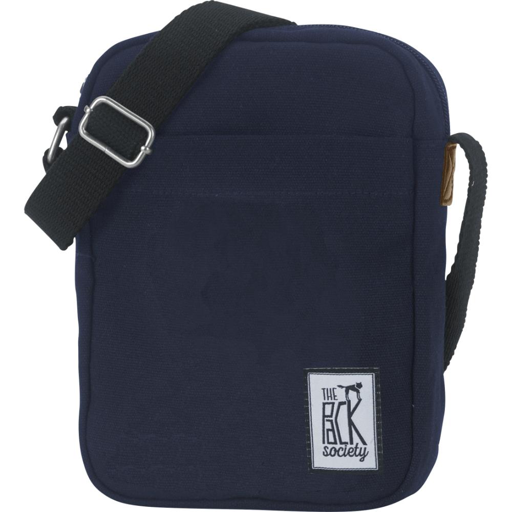 Malá taška přes rameno - půlnočně modrá