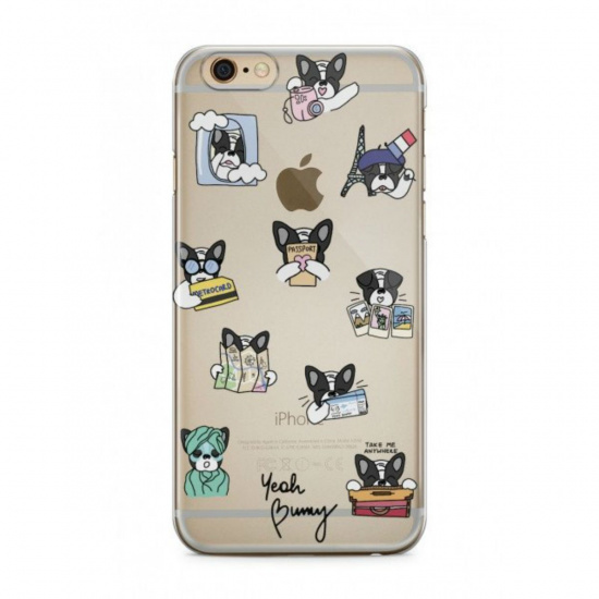 Kryt na iPhone 7 – Bulldogs