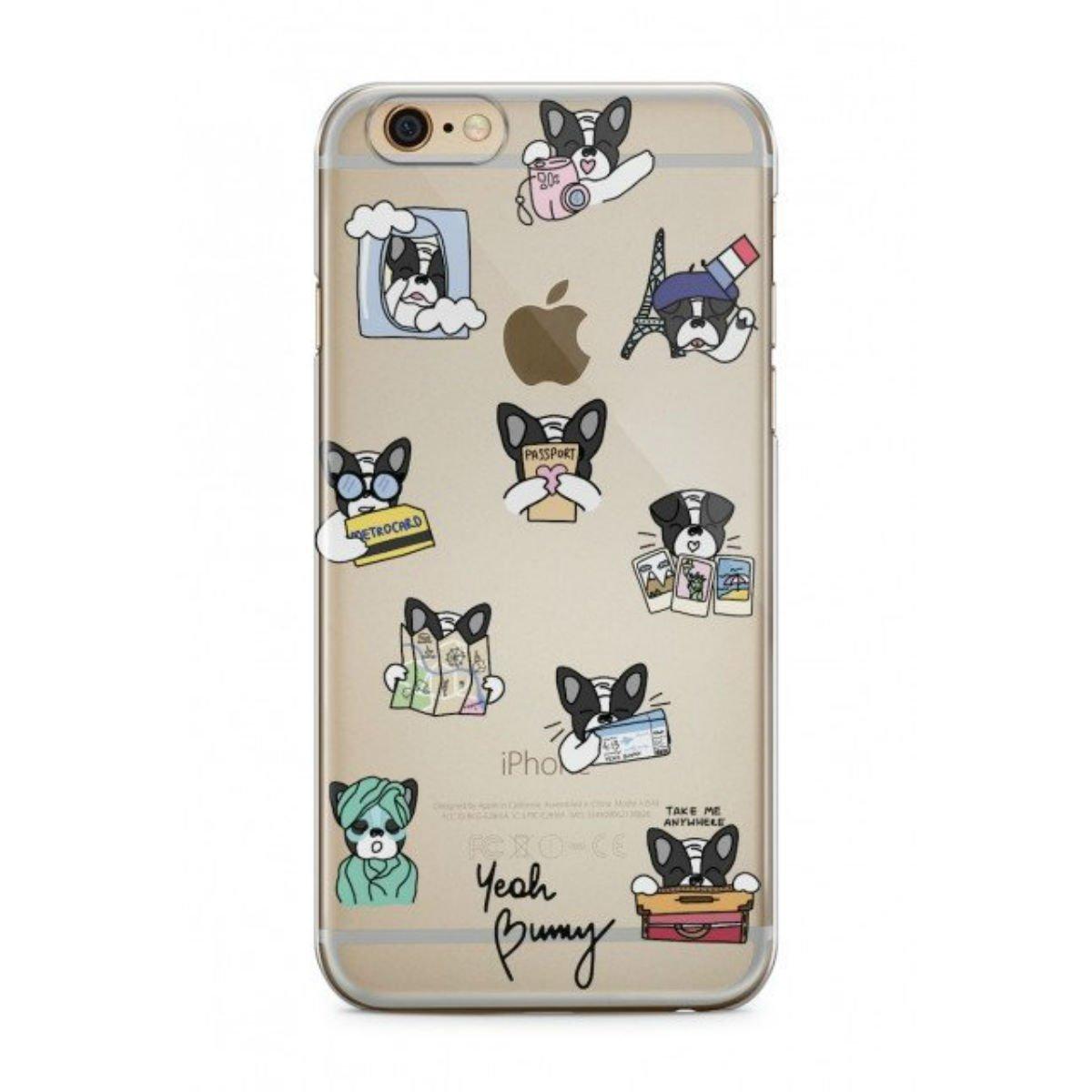 Kryt na iPhone 7 – Bulldogs