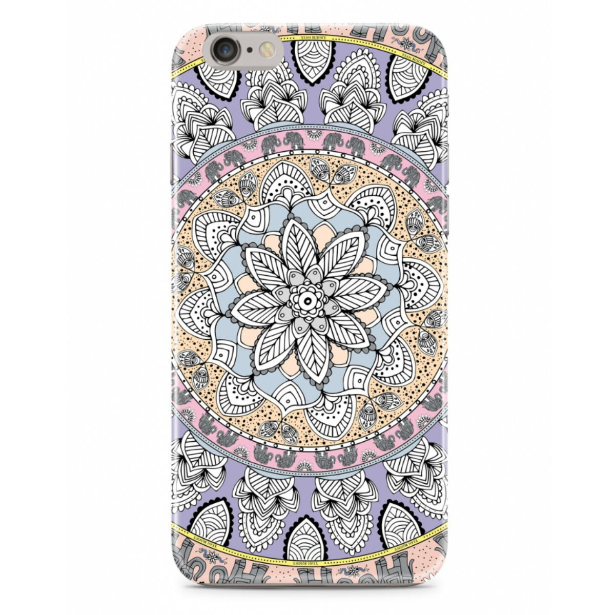 Barevný kryt na iPhone 5/5s - Tapestry