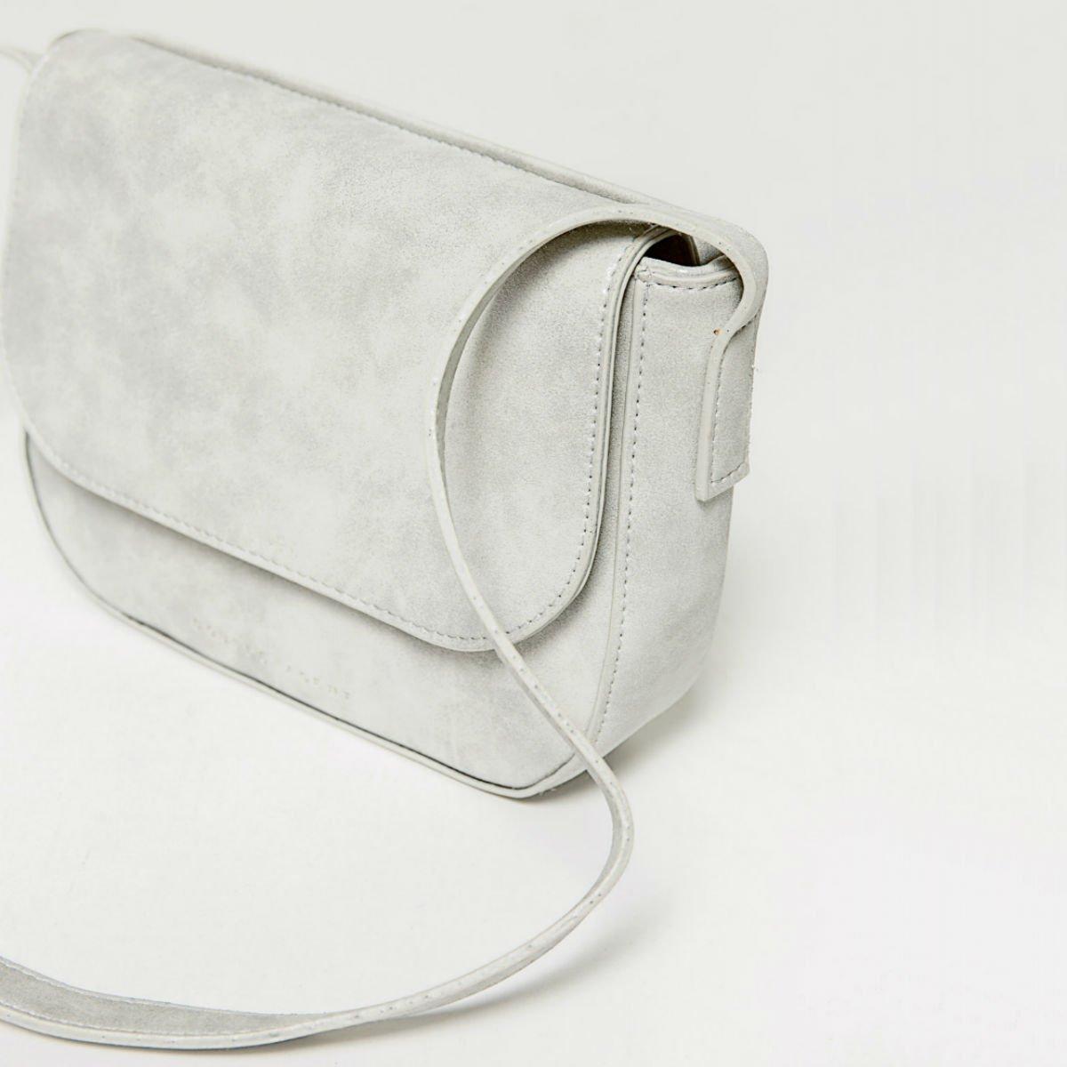 Stříbrná kabelka