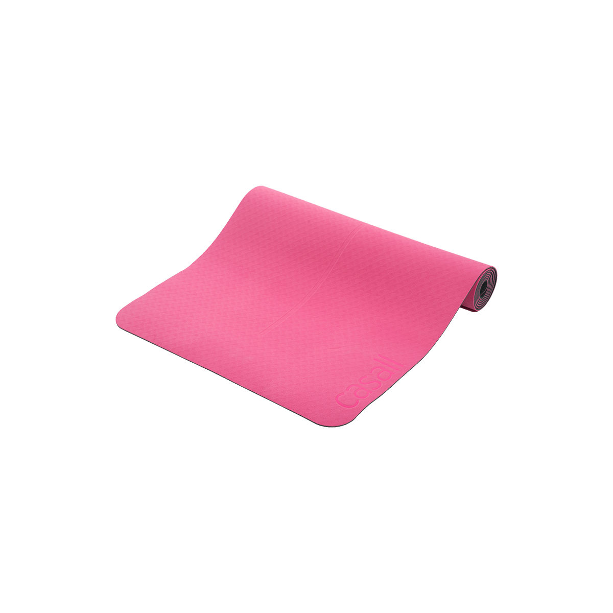 Podložka na jógu 4 mm - růžová