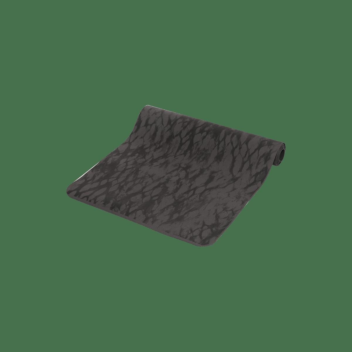 Podložka na jógu 3 mm - černá
