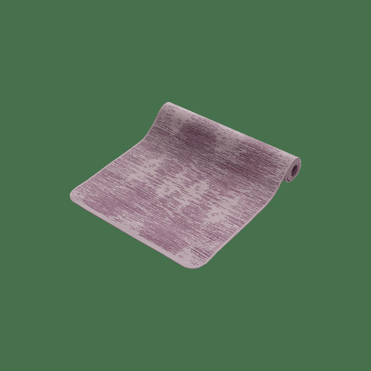 Podložka na jógu 5 mm - fialová