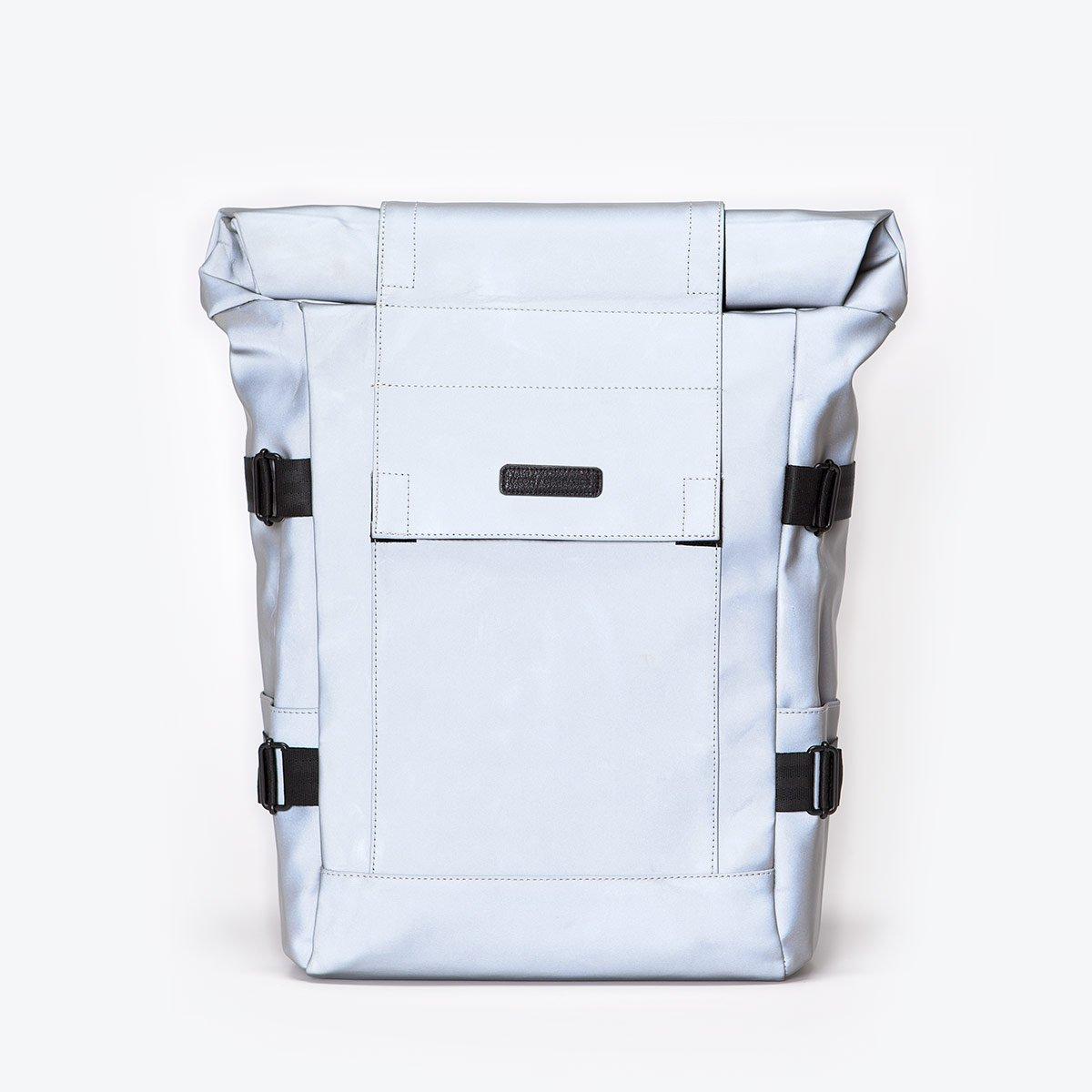 Voděodolný batoh Brandon Satellite - stříbrný