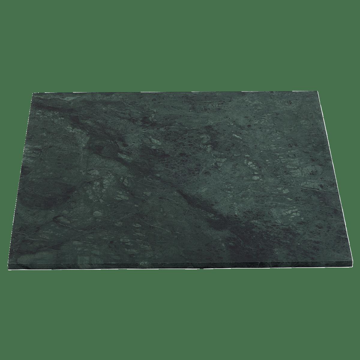 Zelená mramorová deska na stůl Marble