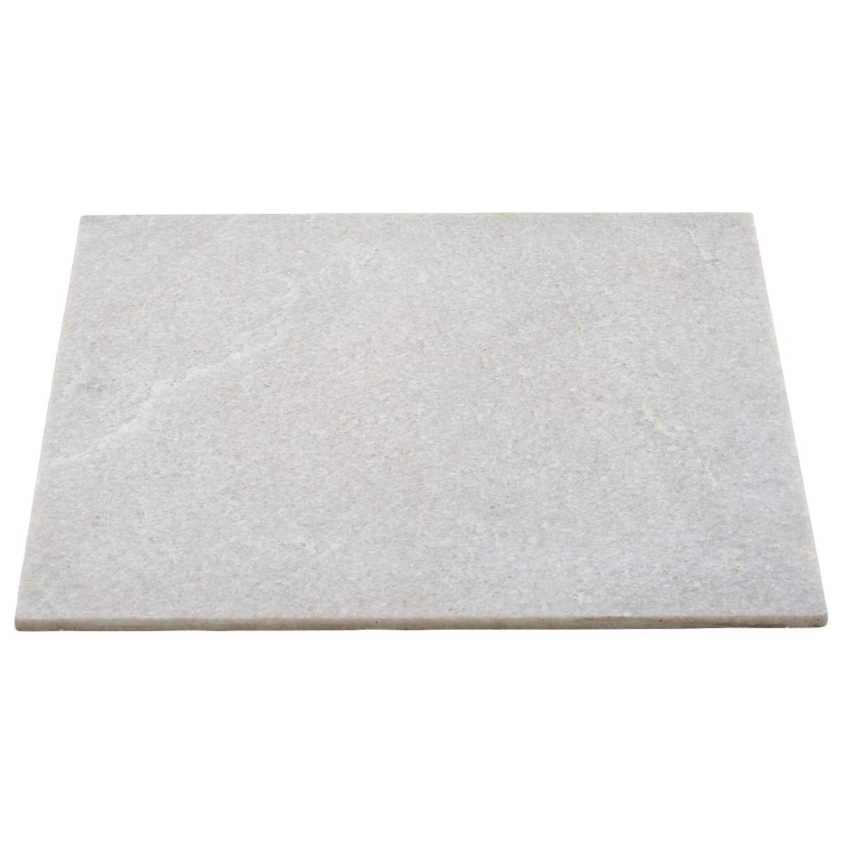 Bílá mramorová deska na stůl Marble - 60x60x1.5 cm