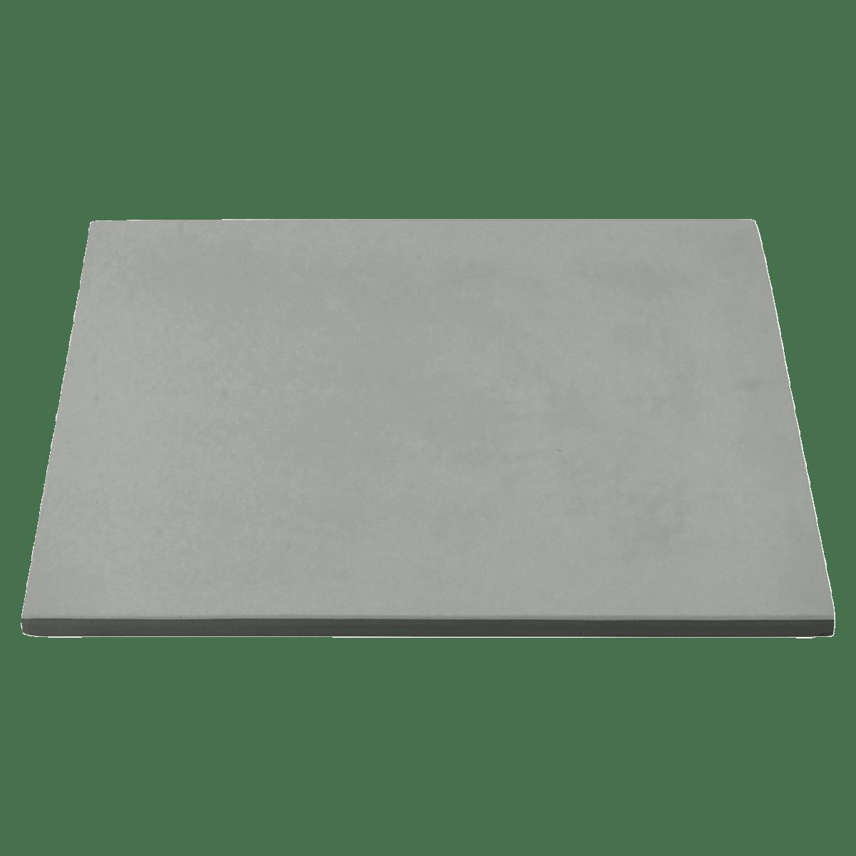 Šedá deska na stůl Concrete 100x100x1,5 cm