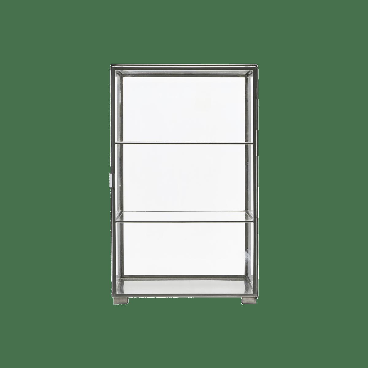 Pozinková skříňka Glass