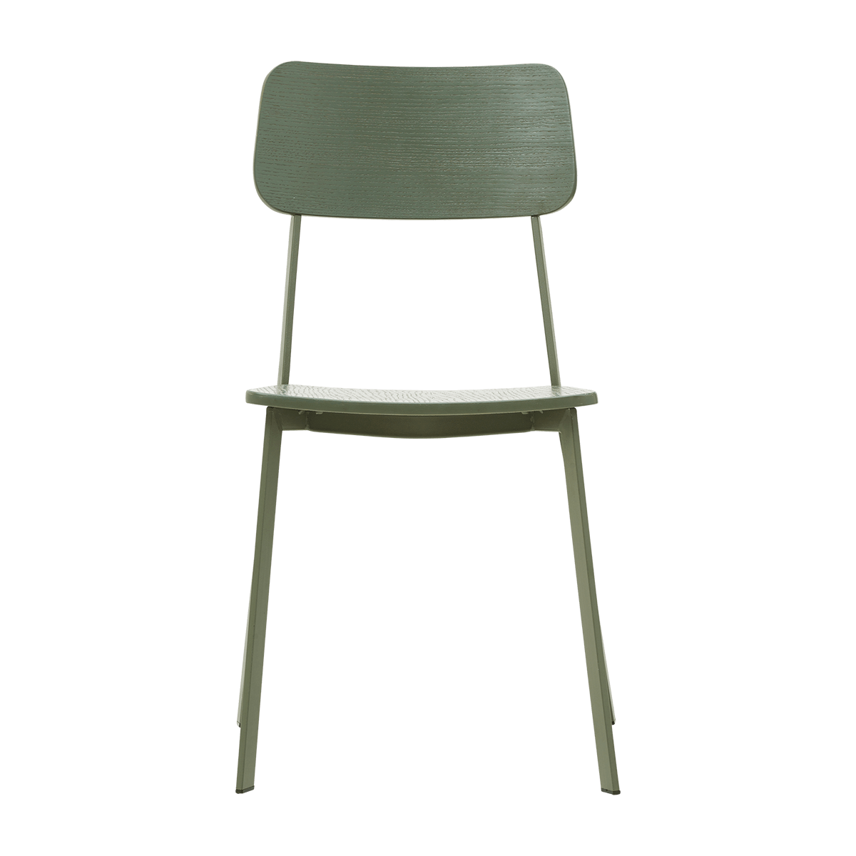 Zelená židle Ace