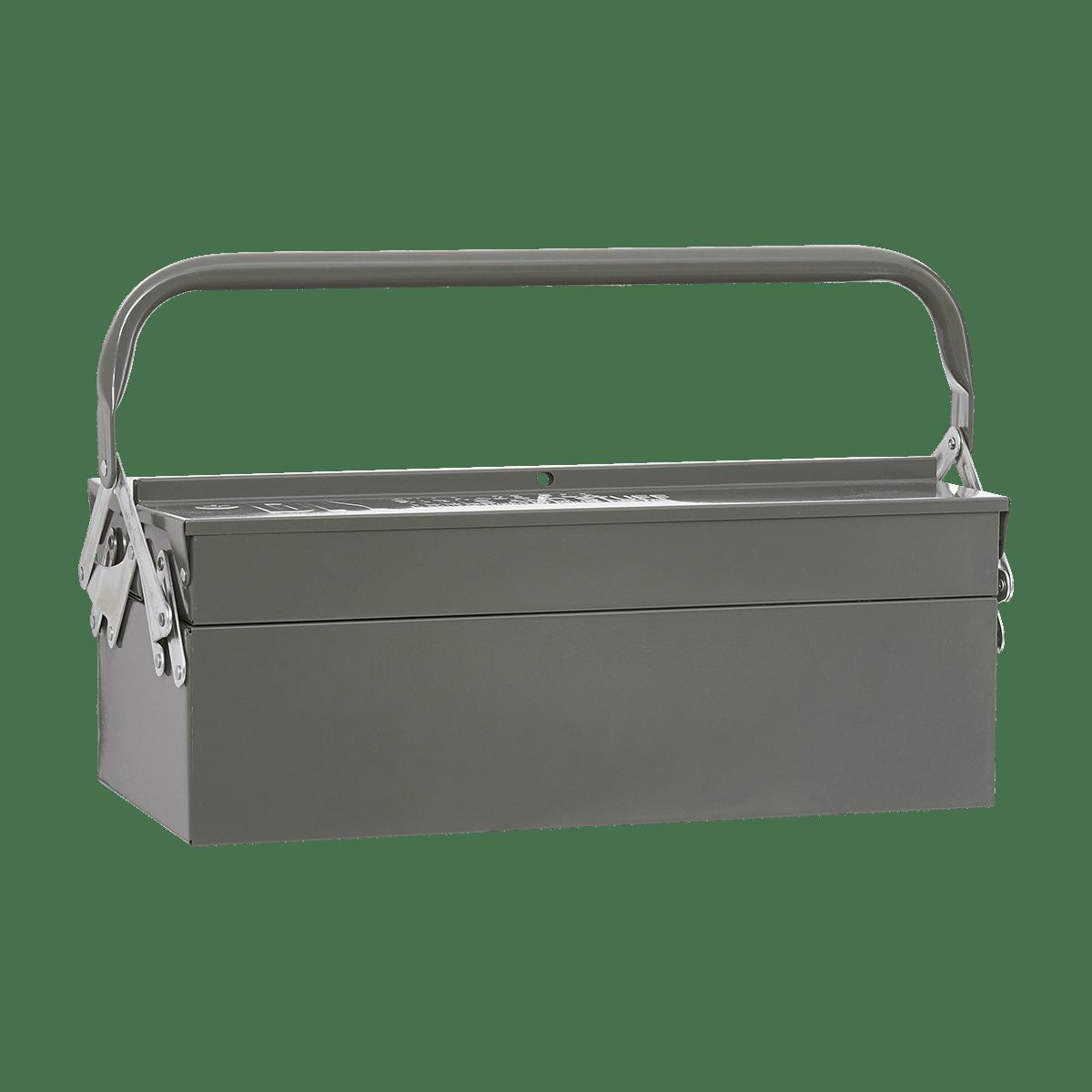 Zelený box na nářadí Tool