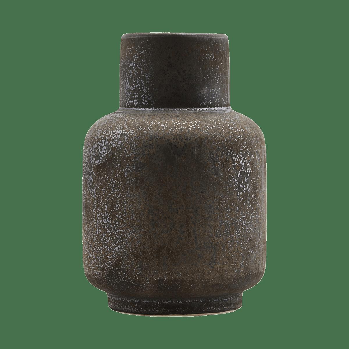 Sada 4 ks − Černá váza Ruka
