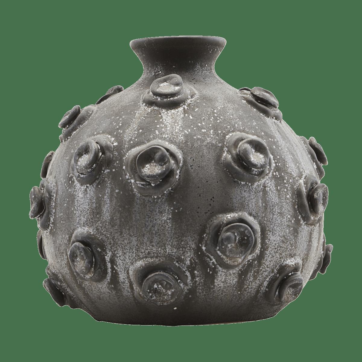 Černá váza Marv