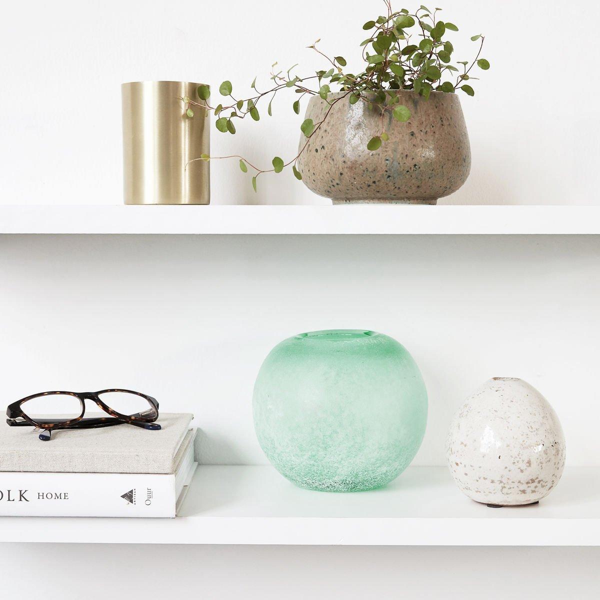 Sada 2 ks − Zelená váza RD House Doctor