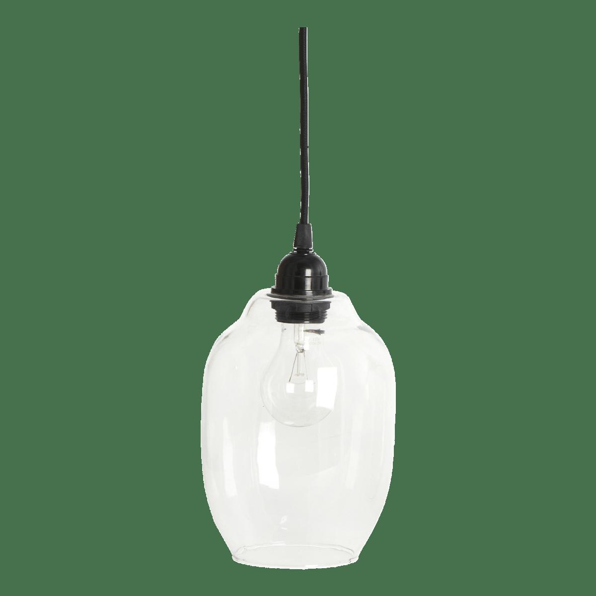 Průhledné stínítko lampy Goal malé