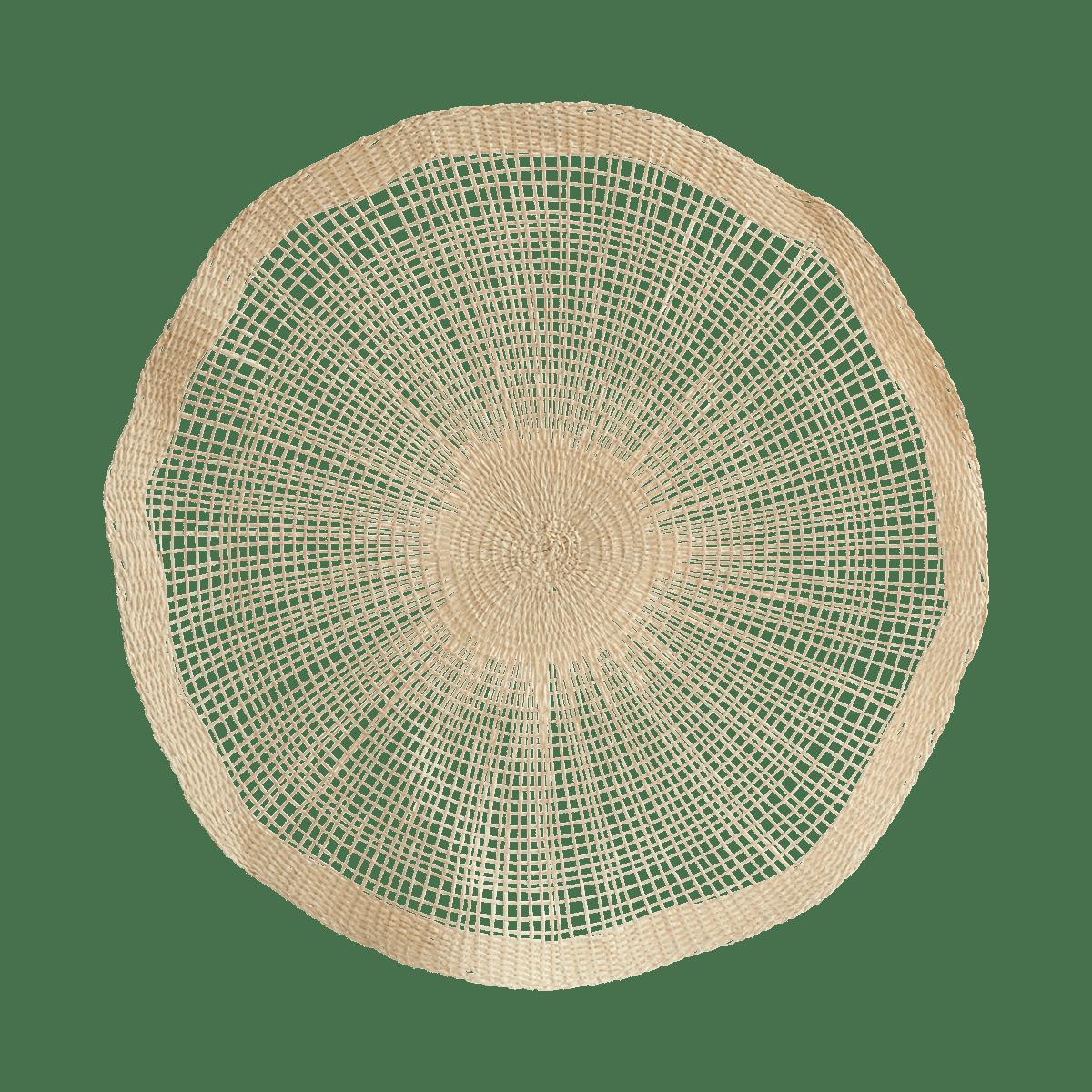 Béžové prostírání Circle