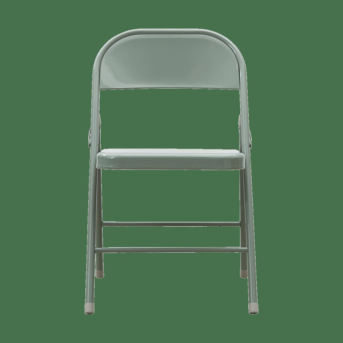 Zelená židle Fold It