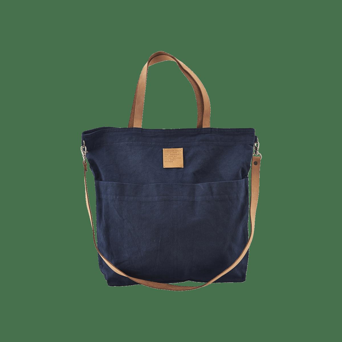 Modrá taška Solid