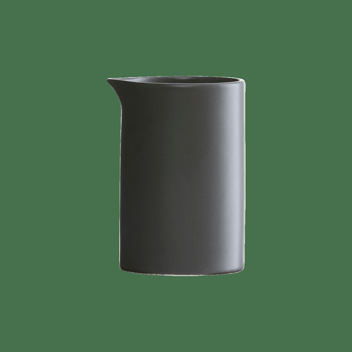 Sada 2 ks − Černá konvice na mléko Pot