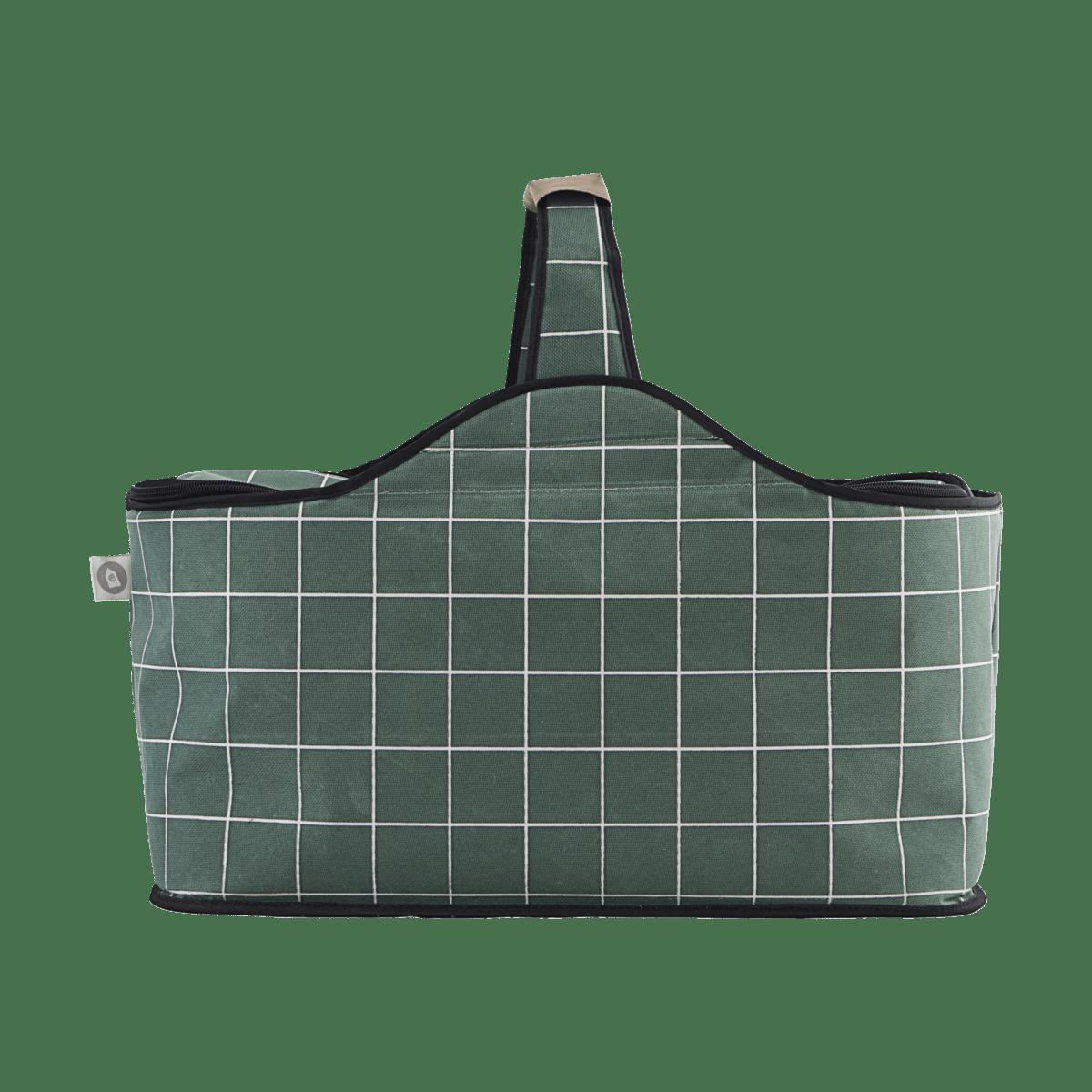 Chladící taška Green Check