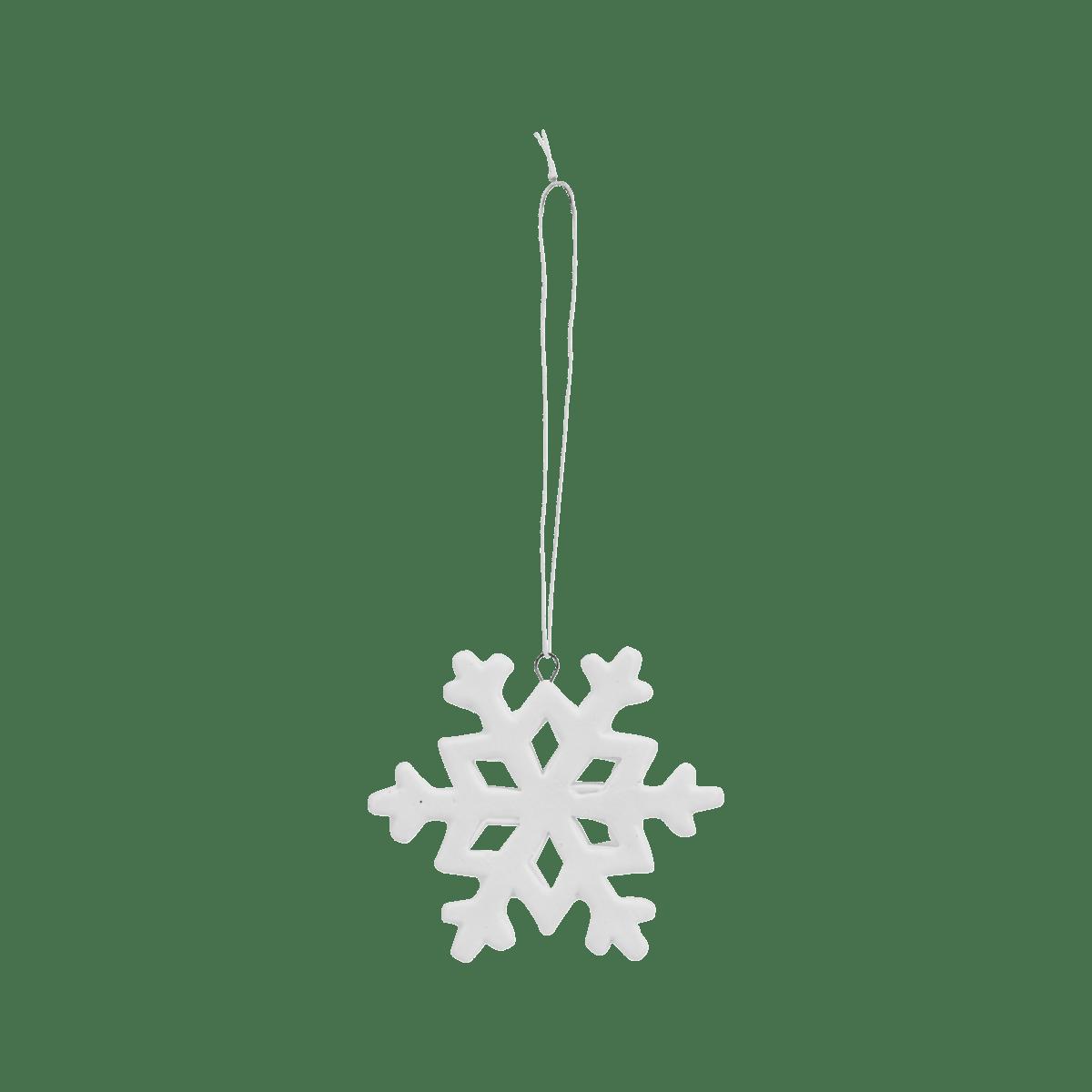 Dekorace Snowflake