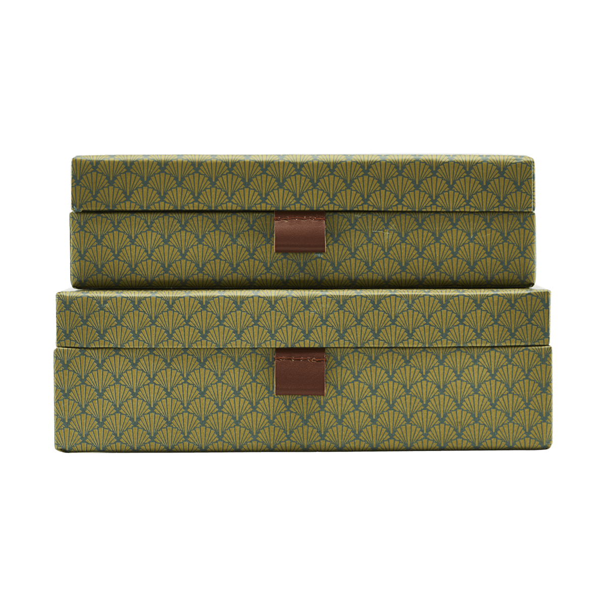 Sada 2 ks − Úložná krabice Fan