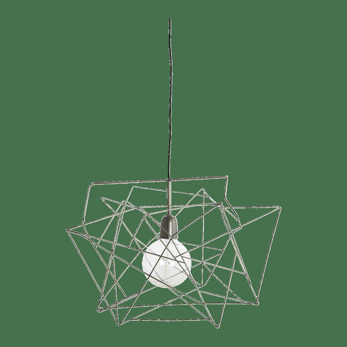 Stínítko lampy Asymmetric