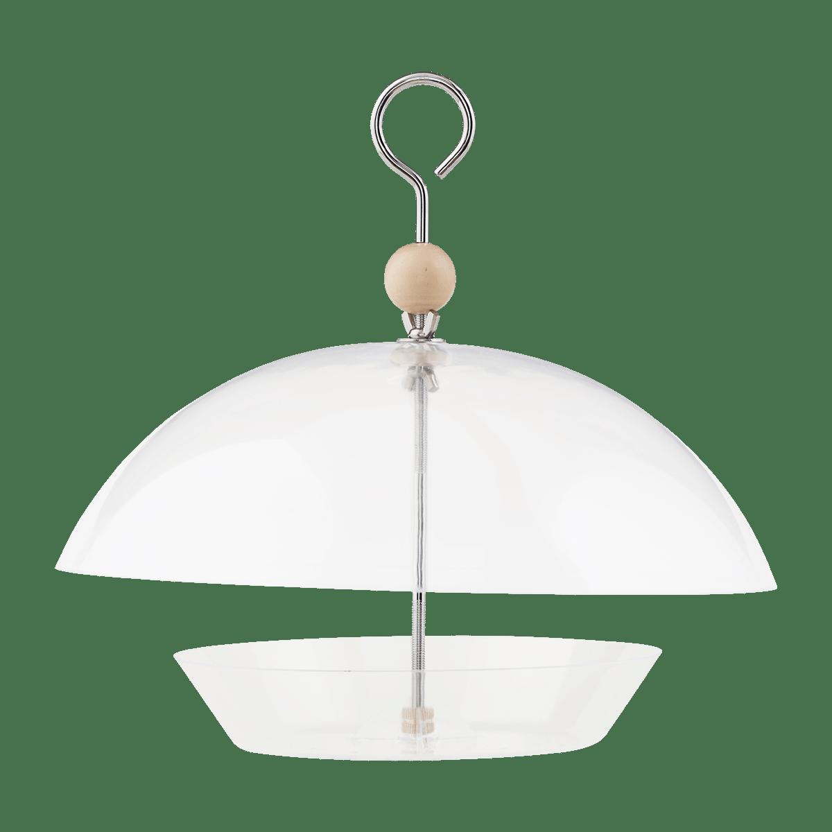Sada 2 ks − Ptačí krmítko Dome