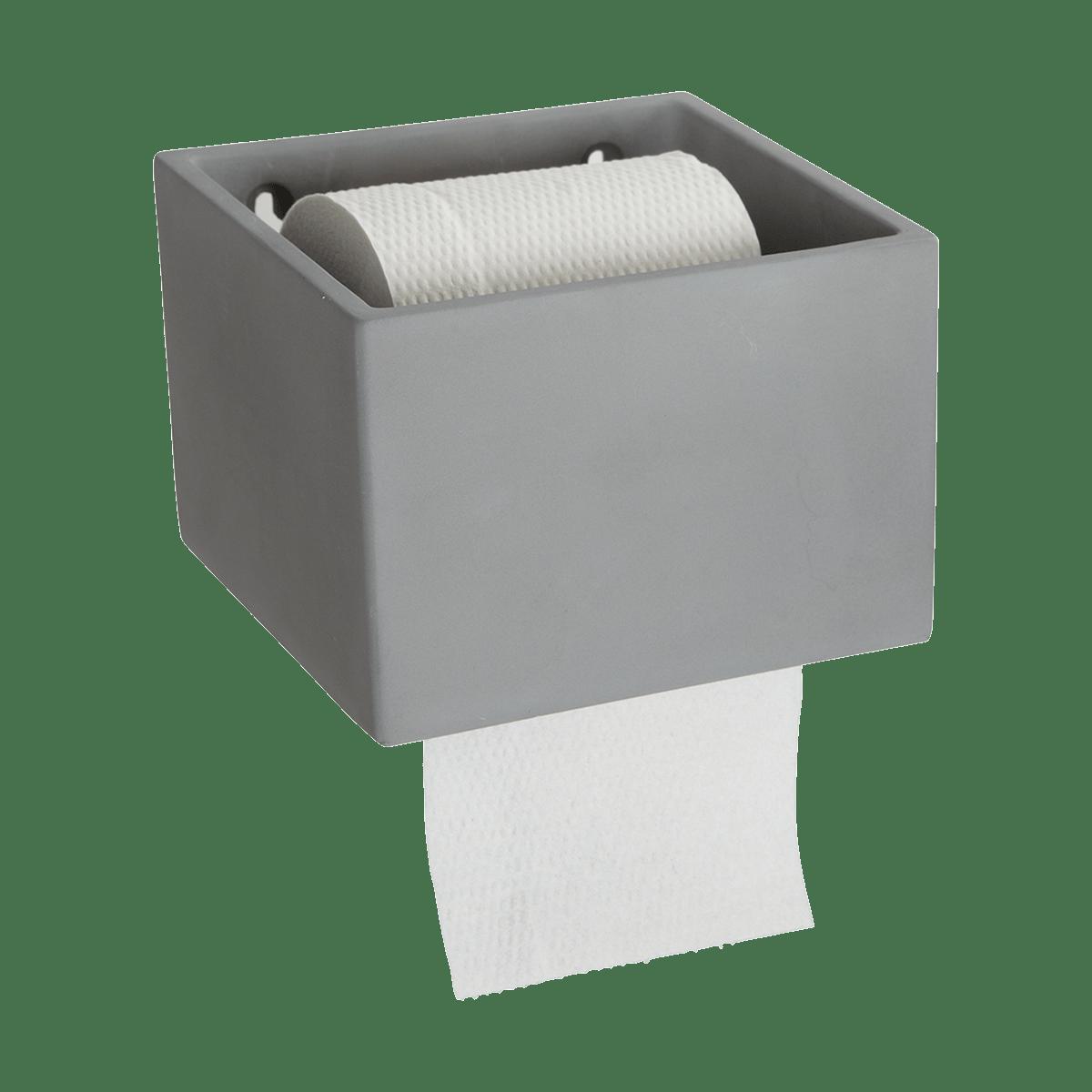 Držák na toaletní papír Cement