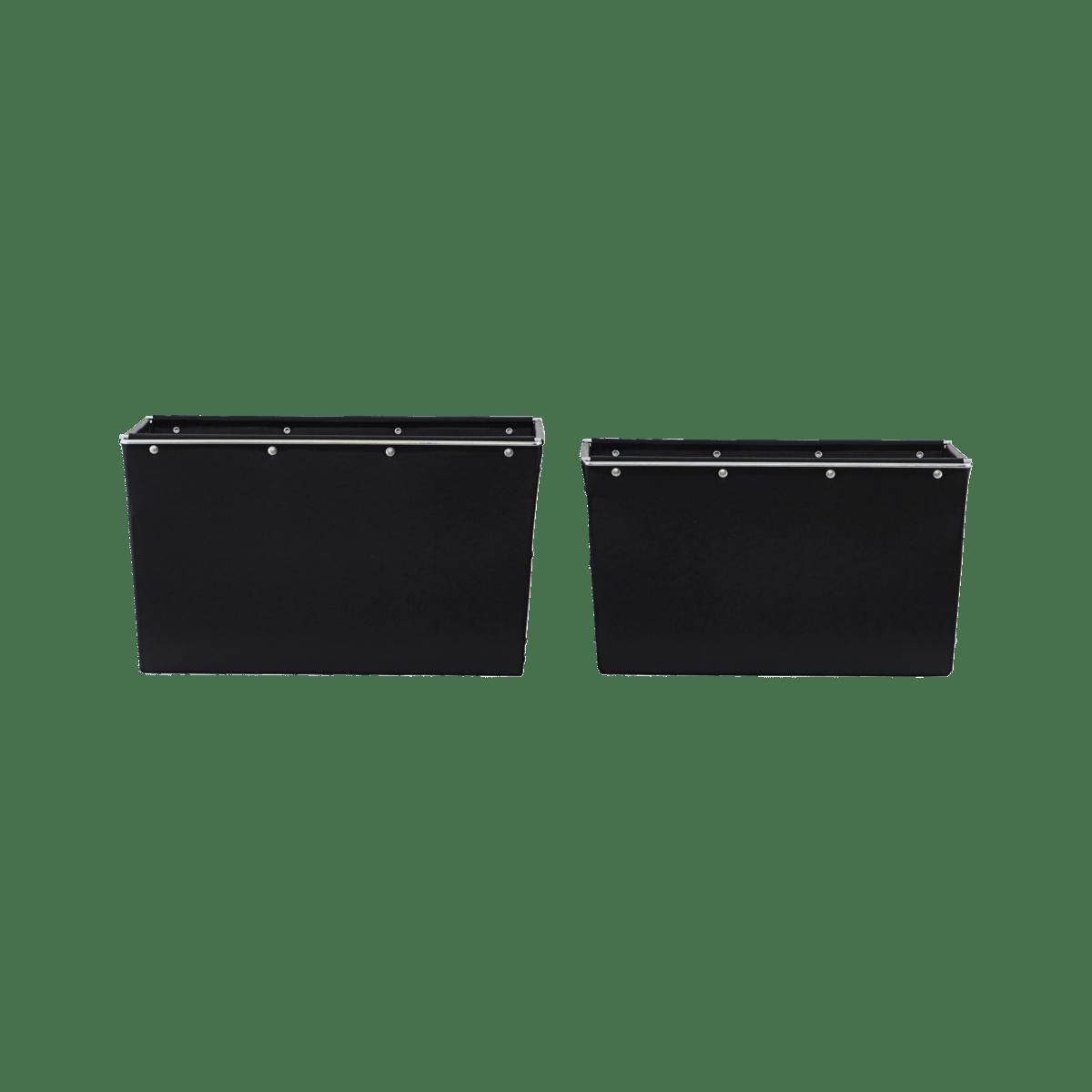 Úložné krabice - set 2 kusů