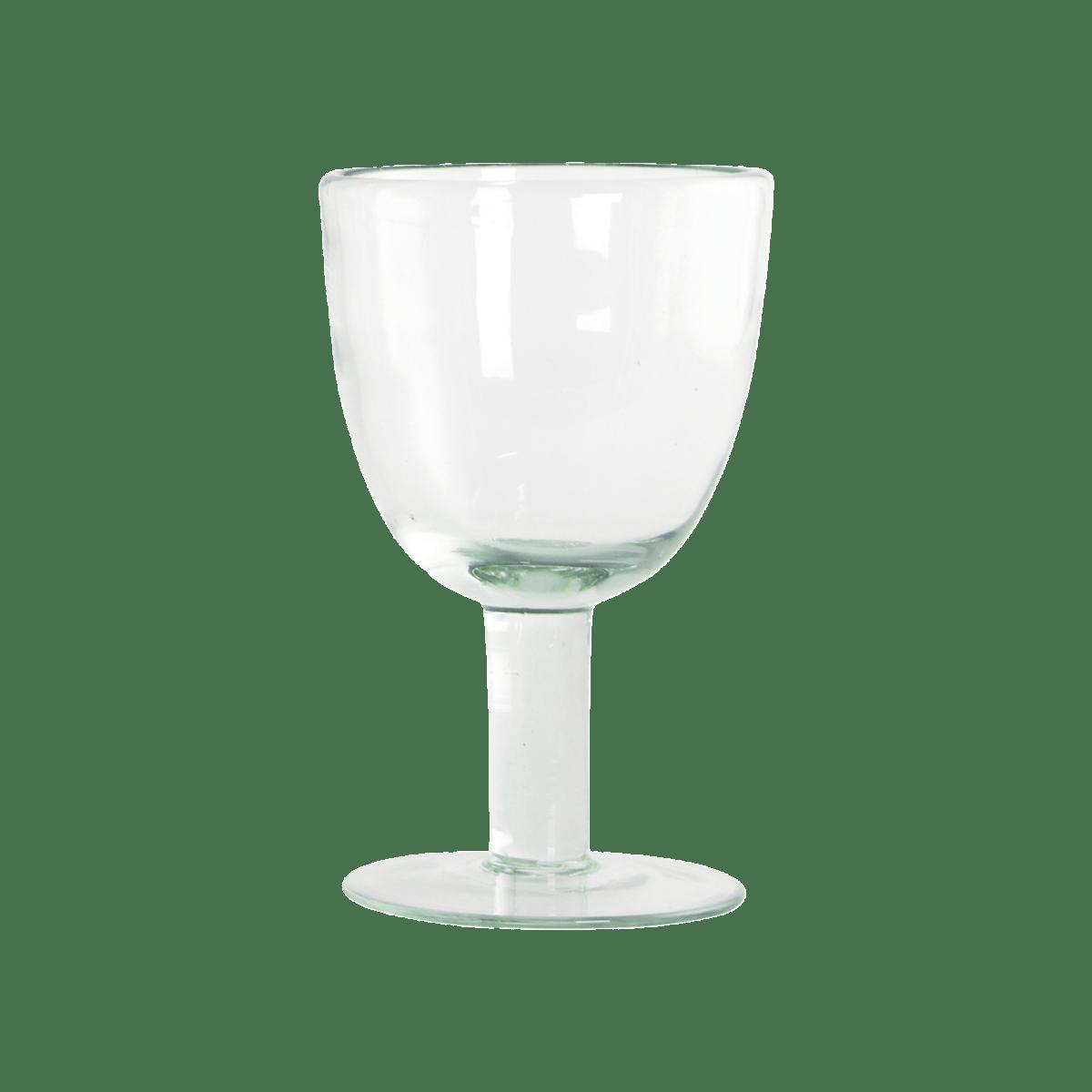 Sklenička na bílé víno H2O