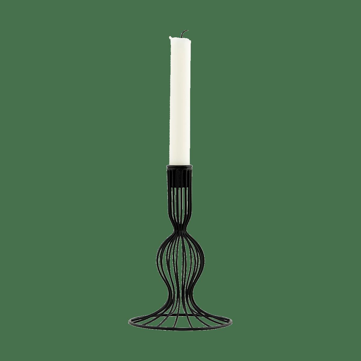 Stojan na čajovou svíčku Wire