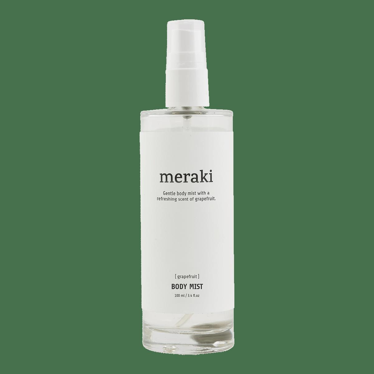 Osvěžující tělová voda Grapefruit – 100 ml