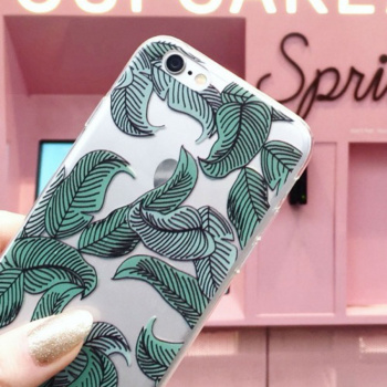 Kryt na iPhone 6 plus – Leaves