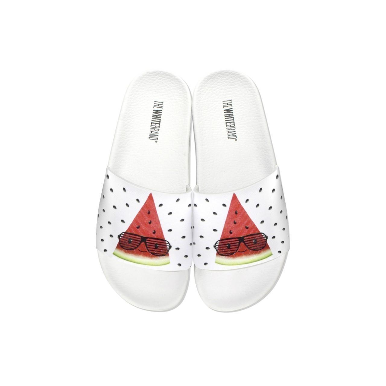 Bílé pantofle - Afterwater! - 36