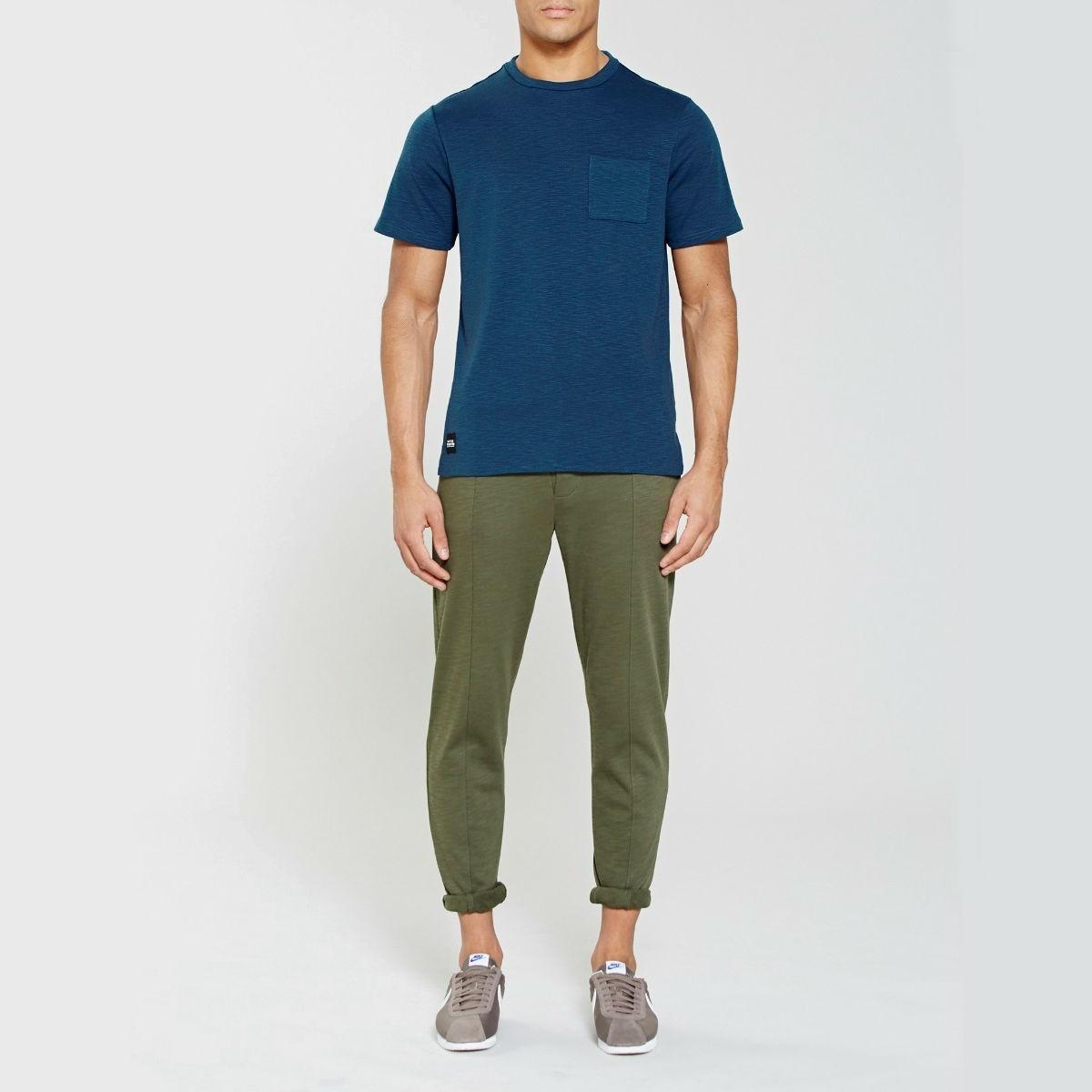 Modré tričko – Marton – XL
