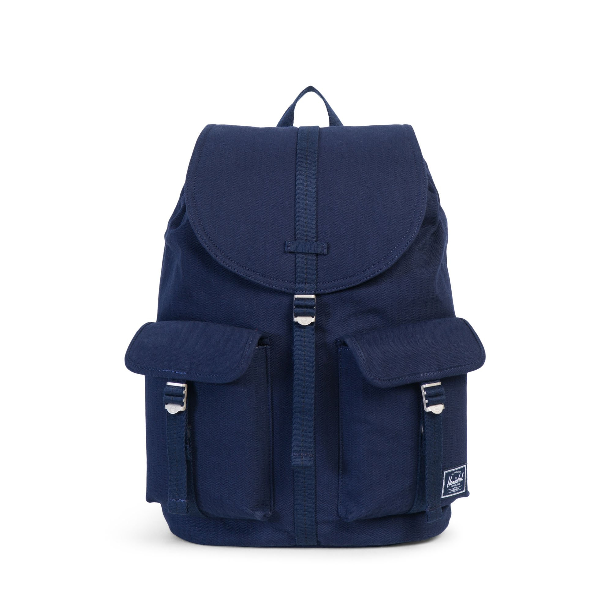 Tmavě modrý batoh - Dawson