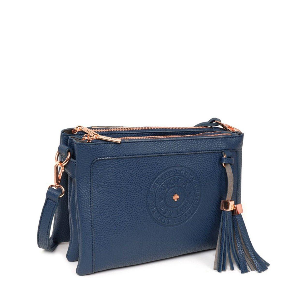 Modrá kabelka - Logo